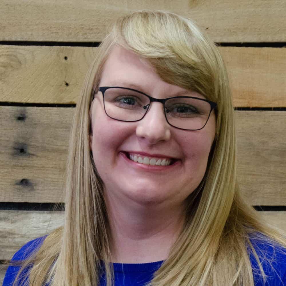 Communications Director Emily Menssen